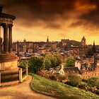 Edinburgh (Please View Larger) by Don Alexander Lumsden (Echo7)