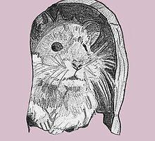 Hamster sketch by toucanstreasure