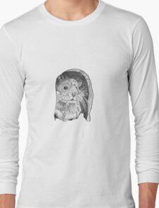 Hamster sketch Long Sleeve T-Shirt