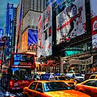 All The Way To New York City by Dana Horne