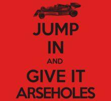 Keep Calm like James Hunt by mber