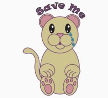 Save Me (Florida Panther) Kids Clothes