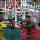 Fishing Fleet by phil decocco