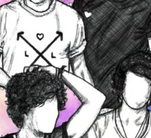 2012 Harry Sticker