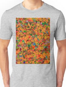 0298 Abstract Thought Unisex T-Shirt