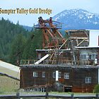 Sumpter Valley Gold Dredge  by Betty E Duncan © Blue Mountain Blessings Photography
