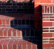 Bricks and more bricks... Sticker