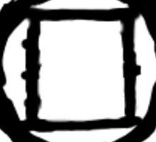 Skyrim Shadowmark - Empty Sticker