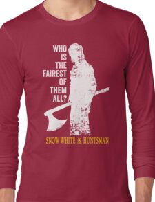 Who is the fairest of them all?  Long Sleeve T-Shirt