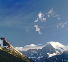Glacier National Park Sticker