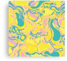 PSICODELIA  Canvas Print