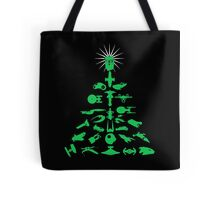 Happy Geeksmas! Tote Bag