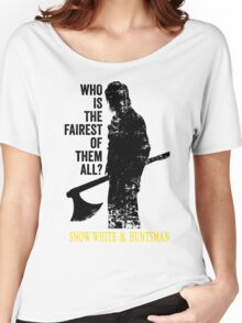 Who is the fairest of them all? Women's Relaxed Fit T-Shirt