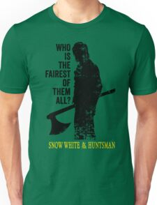 Who is the fairest of them all? Unisex T-Shirt