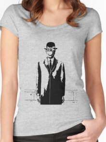 son of man Women's Fitted Scoop T-Shirt