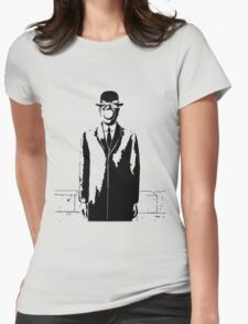son of man Womens Fitted T-Shirt