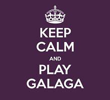 KEEP CALM and play Galaga Unisex T-Shirt