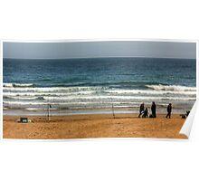 Beachcasting Poster