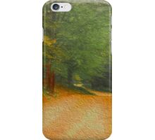 Watercolour - Mount Wilson NSW - The HDR Experience iPhone Case/Skin