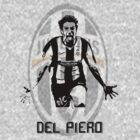 Alessandro Del Piero by Kuilz