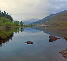 Llynnau Mymbyr by David Rothwell