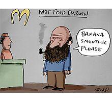 fast food Darwin Photographic Print