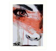 interlude Art Print