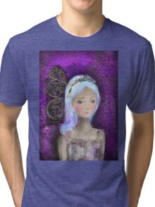 Medieval Angel Tri-blend T-Shirt