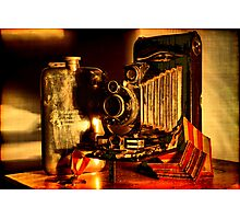 Kodak 1915 Photographic Print