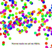 Mommy made me eat... by AHakir
