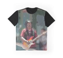 Guitar Man 1 Graphic T-Shirt