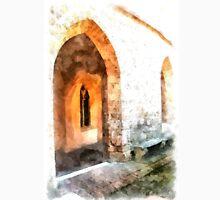 Saint Scolastica monastery: cloister Unisex T-Shirt