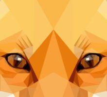 Fox Sticker