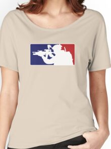 Major League fill in the blank... Women's Relaxed Fit T-Shirt