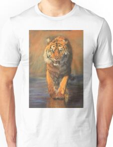 Tiger (Beach Vacation) Unisex T-Shirt