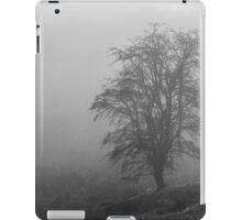 Mountain Ash in the Mist iPad Case/Skin