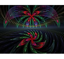 Apophysis Reflect Photographic Print