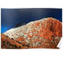 Kolob Canyon Landscape Poster