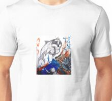 from sketch book Unisex T-Shirt