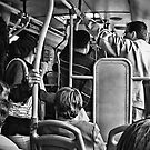 Inside the Bus by Maria  Gonzalez
