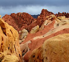 The Magic Of Sandstone by Bob Christopher