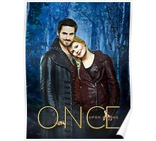 Captain Swan Comic Poster Version 2 Poster