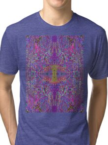 0320 Abstract Thought Tri-blend T-Shirt
