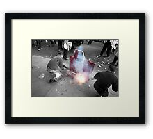 Chinese New Year 2 Framed Print