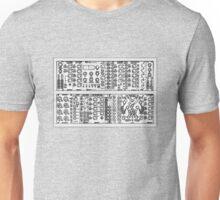 Eurorack Modular Synth T Shirt Unisex T-Shirt