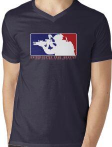 United States Army Infantry Mens V-Neck T-Shirt