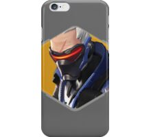 Soldier: 76  iPhone Case/Skin