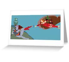 Creation of Dota2 Greeting Card