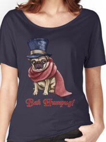 Bah Humpug! Women's Relaxed Fit T-Shirt