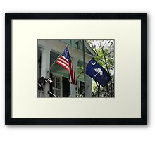 Memorial Day, Independence Day, Everyday Framed Print